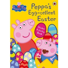 Peppas Egg-cellent Easter Sticker Book