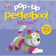 Pop Up Peekaboo - Meow