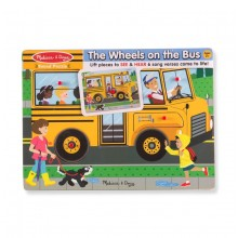 The Wheels on the Bus - Sound Puzzle