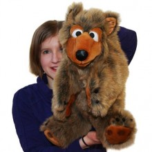 Living Puppet - Balthasar the Bear