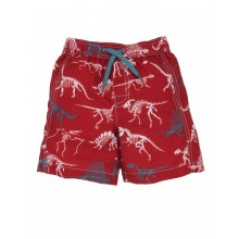Dino Bones Swim Trunks