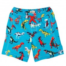 Dinosaur Swim trunks - Roaring T-rex