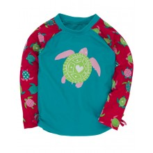 Sea Turtles Rash Guard
