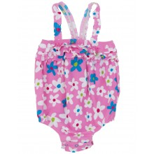 Summer Garden Infant One Piece Swim Suit