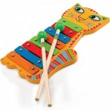 Cat Xylophone