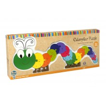 Caterpillar Alphabet Puzzle