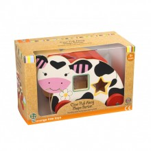 Cow Pullalong Shape Sorter