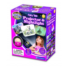 Fairy Tale Projector & Nightlight