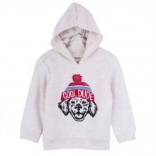 Cool Dude Hooded Sweatshirt