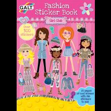 Fashion Sticker Book