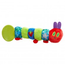 Caterpillar Teether Rattle