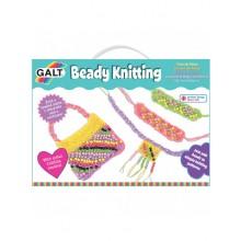 Beady knitting