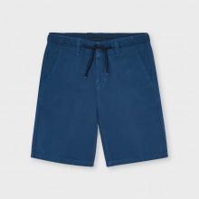 Boys Twill Shorts - Blue (3224)