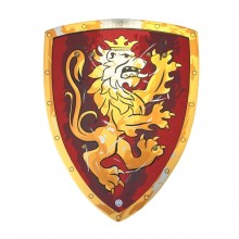Noble Knight Shield - Red