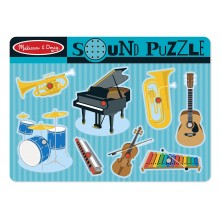 Sound Puzzles Musical Instruments