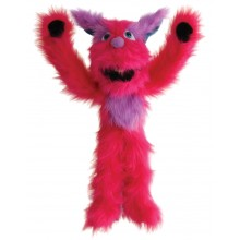 Pink Monster Puppet