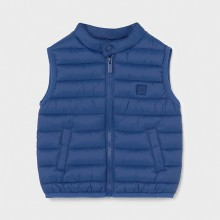 Infant Boys Padded Gilet - Blue (1342)