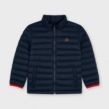 Boys Padded Windbreaker Jacket - Navy (3418)
