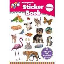 PhotoGraphic Sticker Book