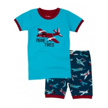 Short PJ Set Fighter Planes