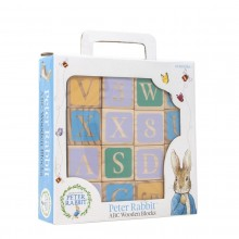 Peter Rabbit ABC Wooden Blocks