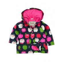 Infant Raincoat - Nordic Apples