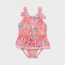 Infant Girls Mermaid Swimsuit - (1719)