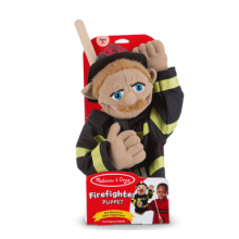 Boxed Puppet - Firefighter