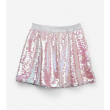 Sequin Skirt - Opalescent