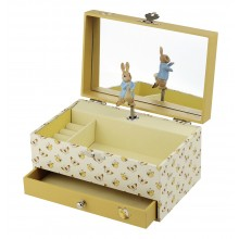 Musical Jewellery Box - Peter Rabbit