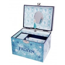 Vanity Case with Musical Elsa