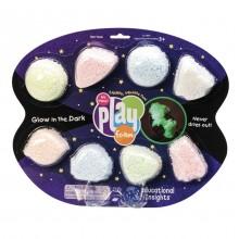8 Pack Playfoam Glow in the Dark