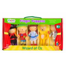 Wizard of Oz Finger Puppets