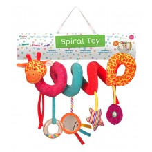 Giraffe Spiral Activity Toy
