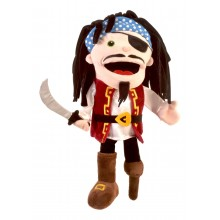Pirate Moving Mouth Puppet