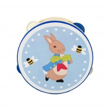 Peter Rabbit Tambourine