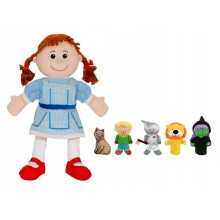 Wizard of Oz Hand & Finger Puppet