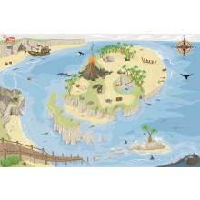 Pirate Playmat