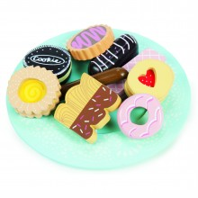 Honeybake Biscuit And Plate Set
