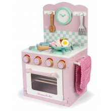 Honeybake Oven and Hob Kitchen Set - Pink