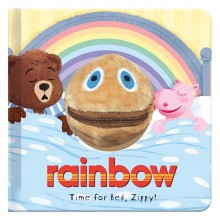 Rainbow - Time for Bed Zippy
